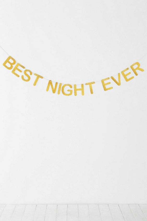 Party Banner! #urbanoutfitters