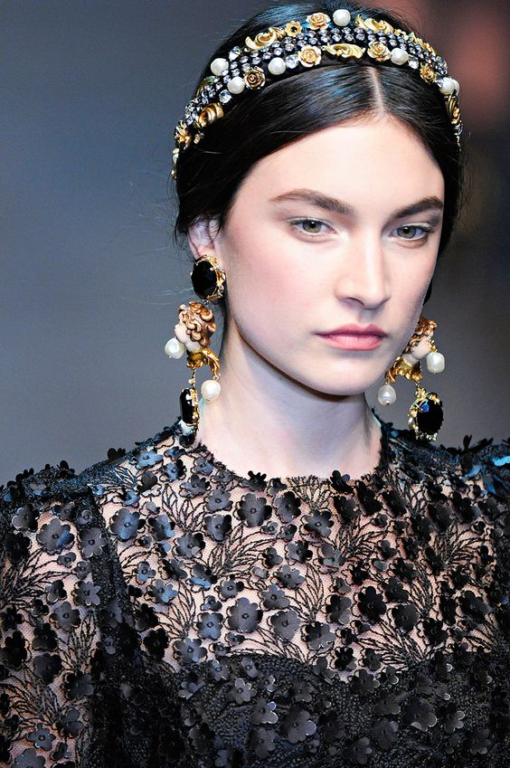 Dolce & Gabbana, Jacquelyn Jablonski, Photo:Marcio Madeira/firstVIEW