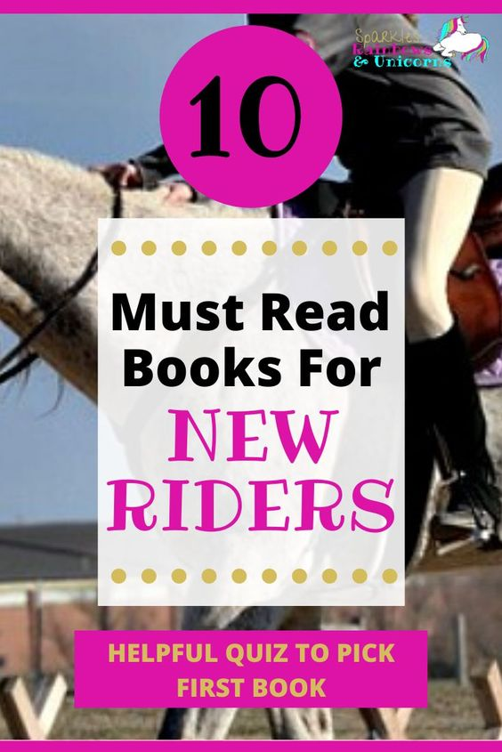 Ten great books for getting started with horses. Use the flowchart quiz in this post. To help you figure out which horse book is best for you to start with.