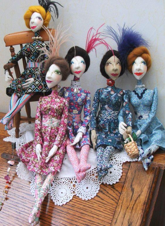 Liberty dolls
