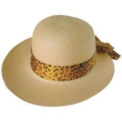 Chapéu Scarlett Panamá