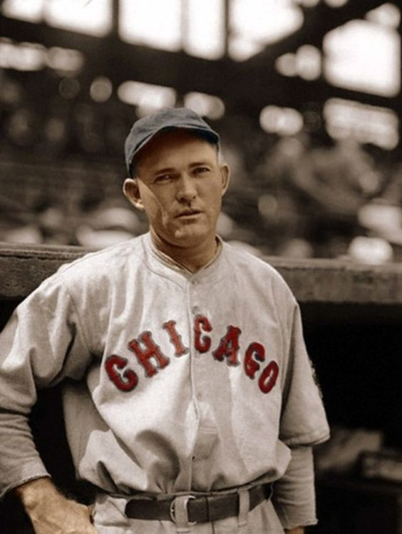 Roger Hornsby - Chicago Cubs