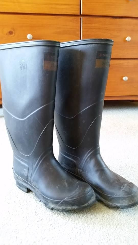 Pin By Martin Schultz On Gumibots Boots Riding Boots Jeans And Boots