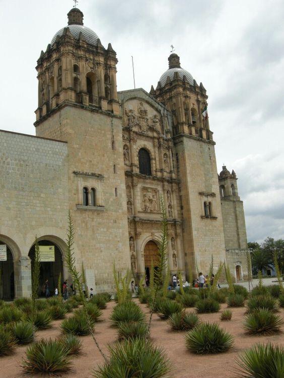 Templo en Oaxaca