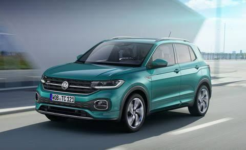 Volkswagen To Rival Hyundai Venue With A Sub Compact Suv L In 2020 Suv Volkswagen New Upcoming Cars