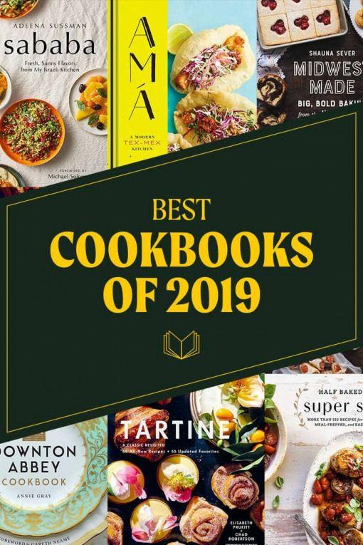 Gift Guide The Best Cookbooks Of 2019 Foodanddrinkbook Food