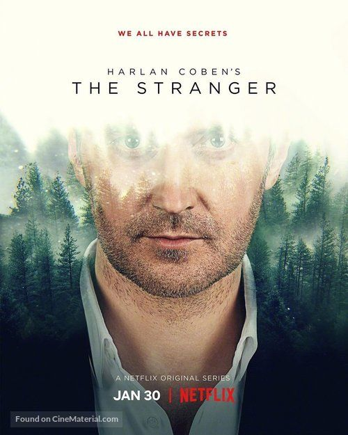 Image result for the stranger netflix poster