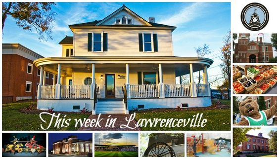 Beautiful homes in our small town