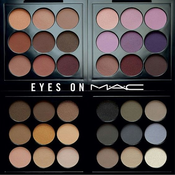 Brides love MAC. These colors are so gorgeous for your wedding day. #eyesonmac #maccosmetics #bridalmakeup #beautyandthevow #brides #wedding