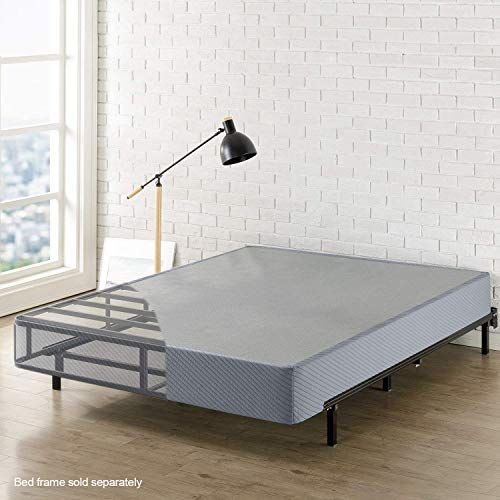 New Best Price Mattress Queen Box Spring 9 High Profile Heavy