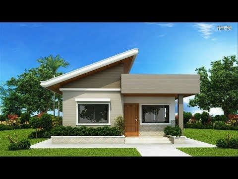 Modern And Best Small House Designs In The World Youtube Small