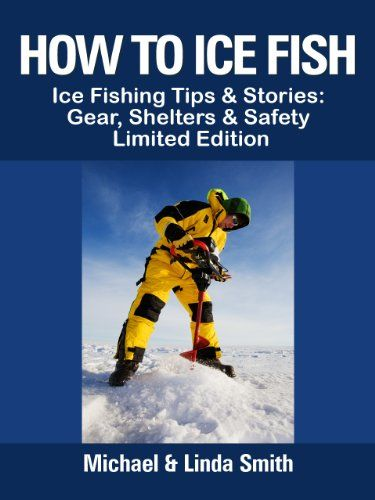 Mike d 39 antoni ice and linda smith on pinterest for Ice fishing stuff