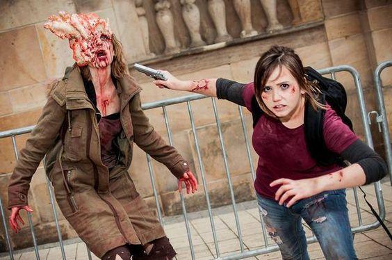 Ellie (of the Last of Us) cosplay