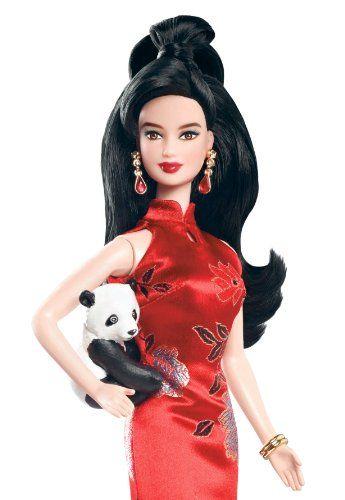 Image detail for -Imagen de Muñecas Barbie de colección de la muñeca Mundial de China