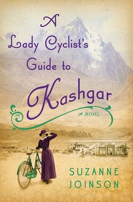A Lady cyclist's Guide to Kashgar by Suzanne Johnson.  Available in July of 2012