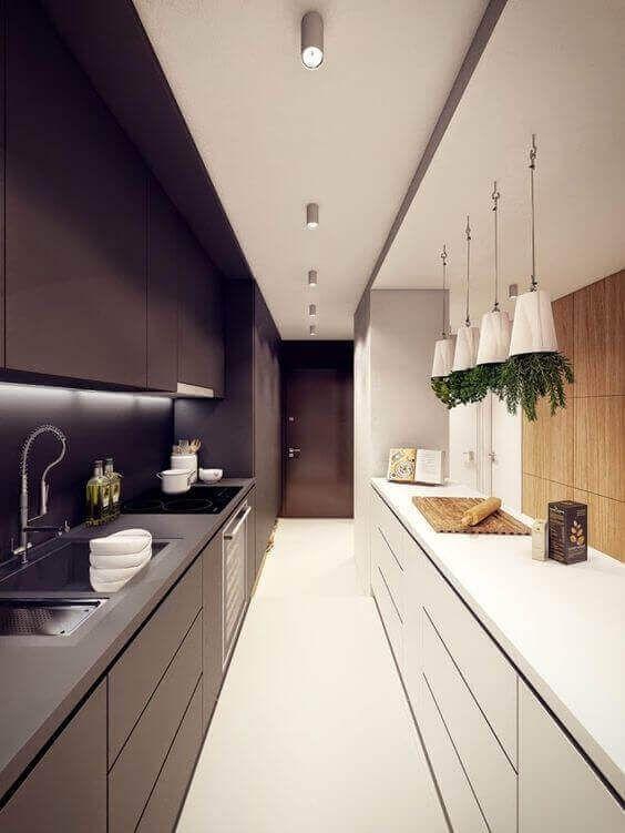 33 Long Narrow Kitchen Layout Suggestions Long Narrow Kitchen Galley Kitchen Design Kitchen Layout