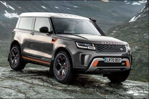 New Land Rover Defender Is Expected To Be Released In 2020 Fairwheels New Land Rover Defender New Land Rover Land Rover Defender