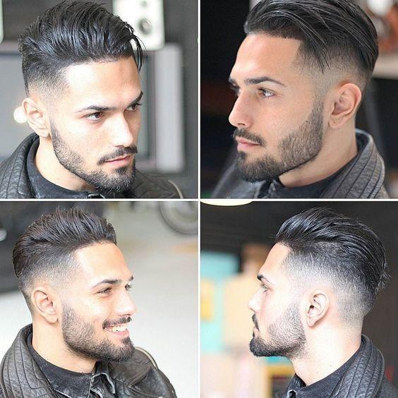 Undercut Haircut Frisuren Fur Manner Frisuren Haircut Manner Undercut Frisuren Haarschnitt Manner Toupierte Haare