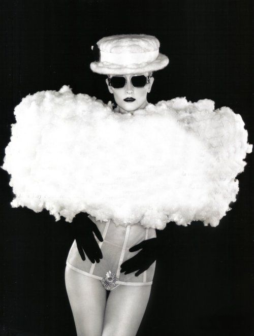 Salute to Surrealism by Karl Lagerfeld