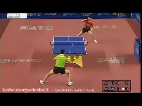 Xu Chenhao Vs Xue Fei China Super League 2018 League Table Tennis Super