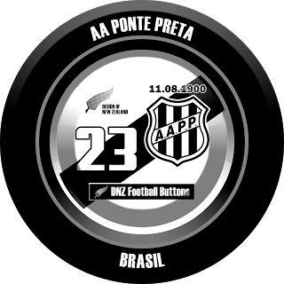 DNZ Football Buttons: AA Ponte Preta                                                                                                                                                                                 Mais