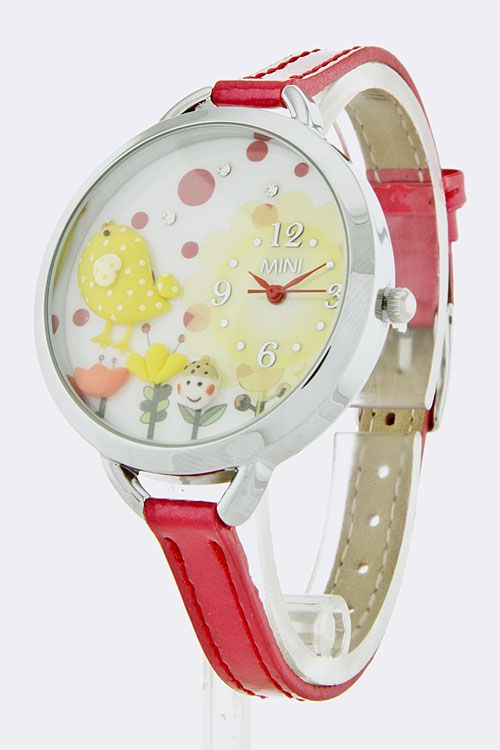 SKINNY CHICK WATCH , $55.5