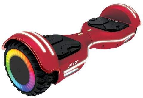 Jetson X10 All Terrain Hoverboard With Cosmic Light Up Wheels Sponsored Terrain Jetson Hoverboard Spectrum Wheel Cool Bikes New Kids Toys