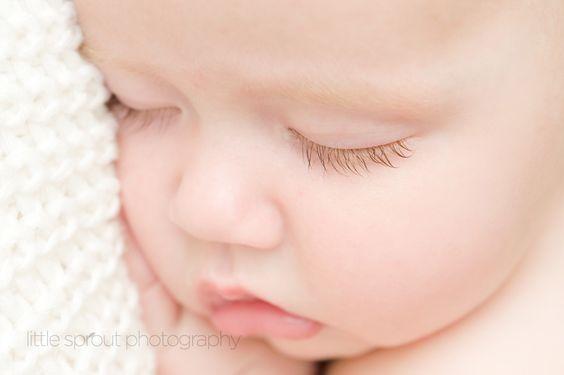 Newborn camera settings