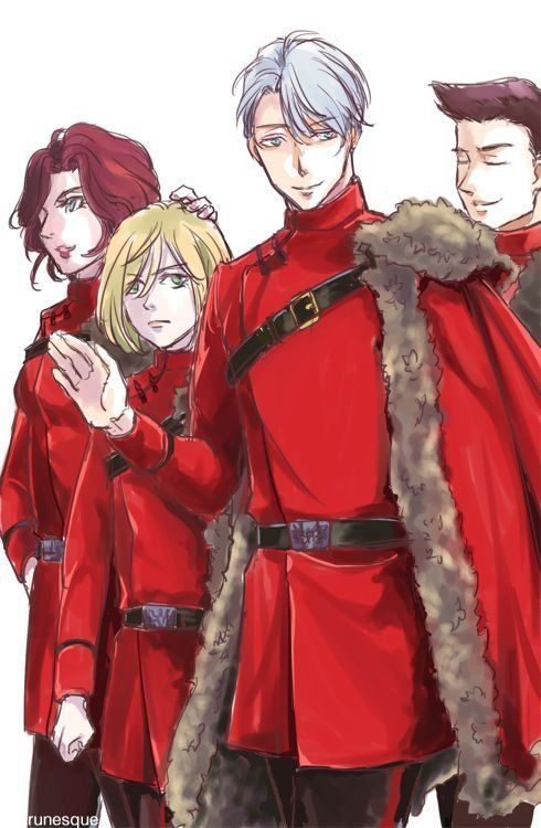 Image Result For Durmstrang School Uniform Yuri On Ice Yuri Plisetsky Yuri Harry potter and the goblet of fire: pinterest