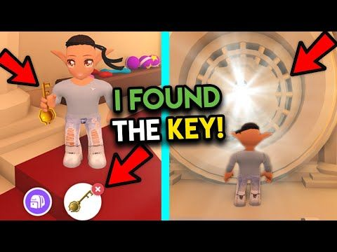 How To Unlock The New Pet Shop Vault Secret Key Location Adopt Me Youtube In 2020 Pet Shop Adoption Pets