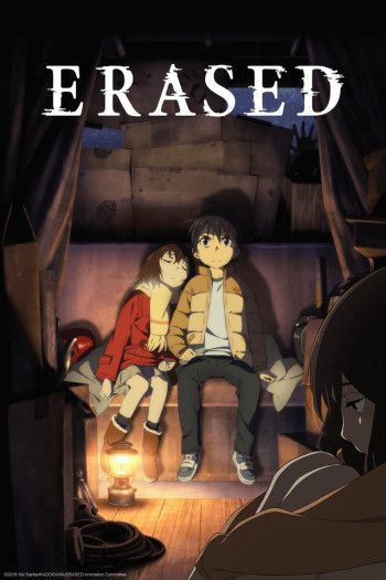 Erased Anime>>if you like Sherlock, I think you'll like this. Only 13 episodes and a complete story! It's really good and heartfelt. Watch this!!: