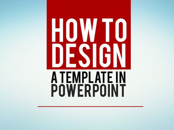 Struggling With Powerpoint Template Designs Worried About Whether