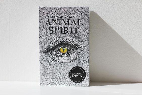 Wild Unknown Animal Spirit Deck