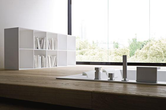 UNICO Vasca da bagno da incasso by Rexa Design design Imago Design