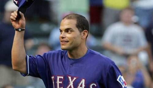 Ending It Were It All Began. FOREVER A RANGER, As It Should Be. Welcome Home Pudge⚾