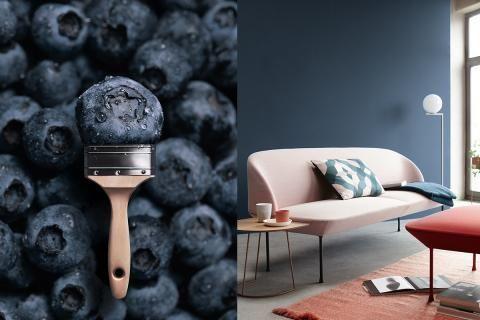 Trendfarben Von Schoner Wohnen Farbe Wandfarben Schonerwohnen 2020 Eames Lounge Chair Home Decor Cafe Design