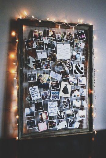 Ideas decorativas con luces navideñas