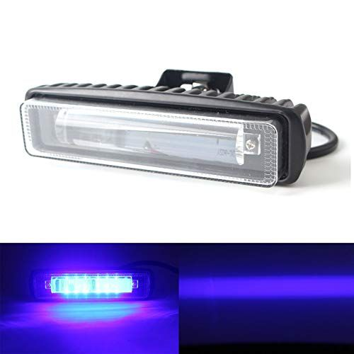 Ly8 Led Forklift Safety Light 30w 10 80v Warning Line Light Blue Zone Warehouse Danger Area Light Security Indicato Safety Lights Forklift Safety Area Lighting