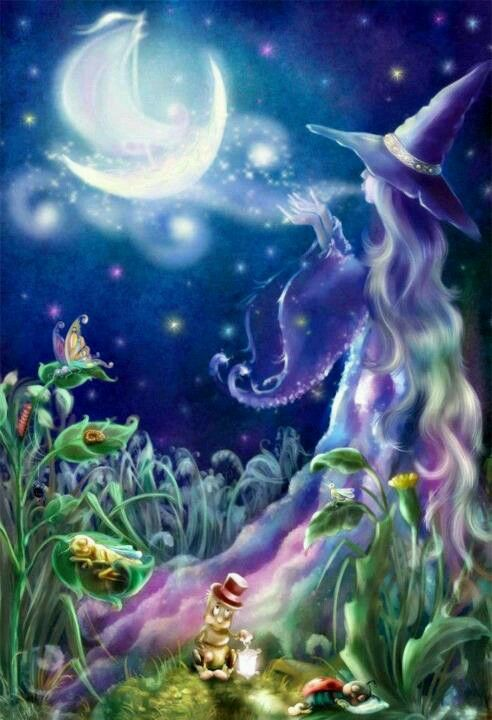 Magick Wicca Witch Witchcraft: #Witch.: