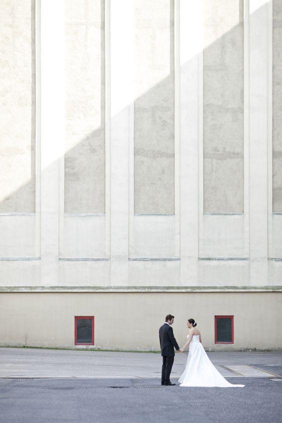 Stadthochzeit Hochzeitsfotograf Bauwerk Köln Hochzeitsreportage