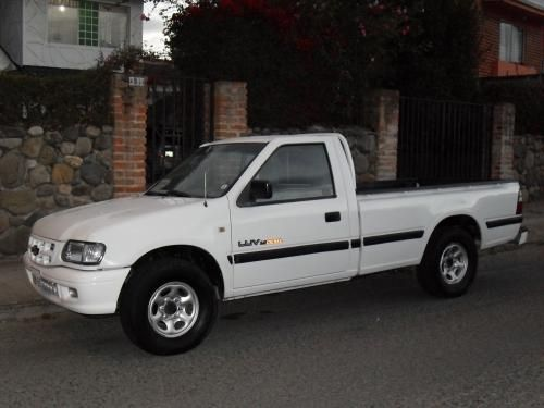 Chevrolet Luv 2003 Turbo Diesel 2 5 Autos Coches