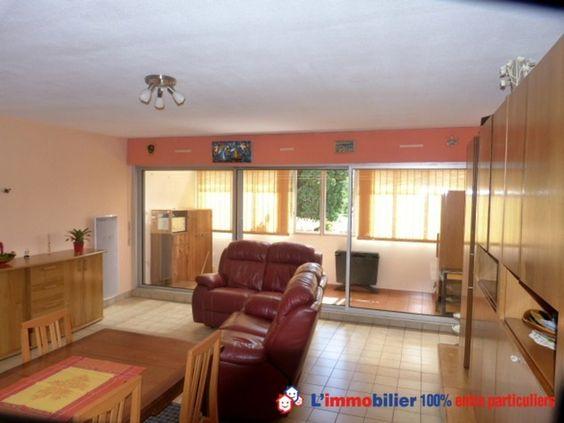 Vous avez pour projet de réaliser un achat immobilier entre particuliers dans le Gard ? Visitez cet Appartement à Bagnols-sur-Cèze. #appartement