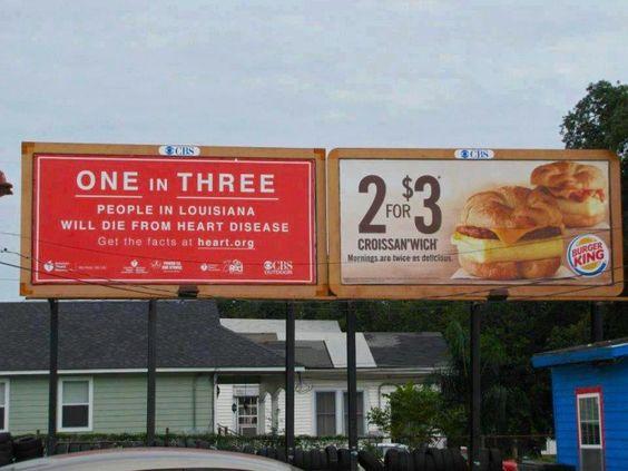 10 anúncios veiculados em lugar e hora errada
