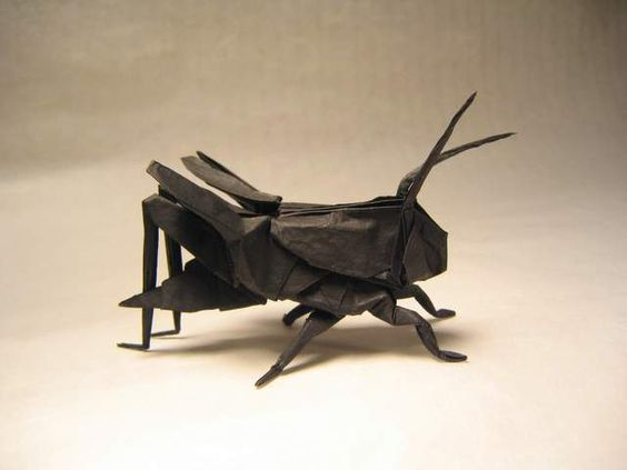 Chirping Cricket Origami