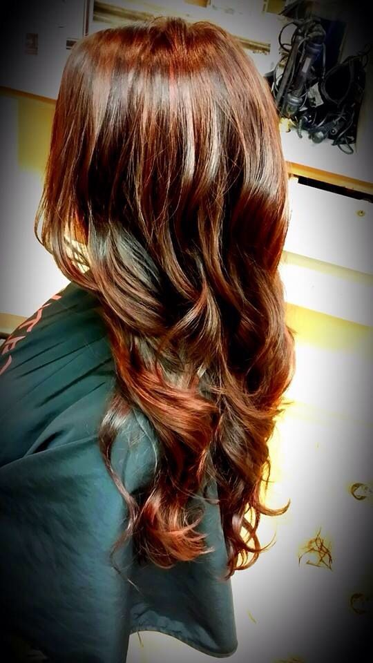 New fall hair! Absolutely love