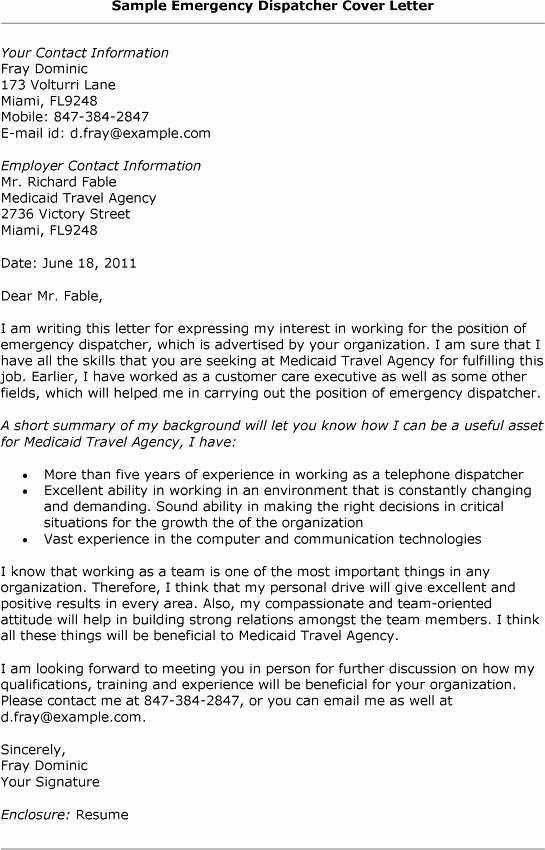 Dispatcher Job Description Resume Unique Dispatcher Resume Format O Dispatcher Resume Format In 2020 Resume Objective Examples Resume Examples Cover Letter For Resume