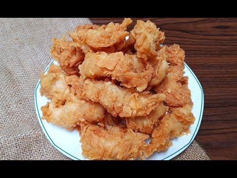 Wow Banyak Yang Sukses Dengan Ide Jualan Ini Resep Ayam Crispy Ala Kfc Youtube Kfc Resep Ayam Resep