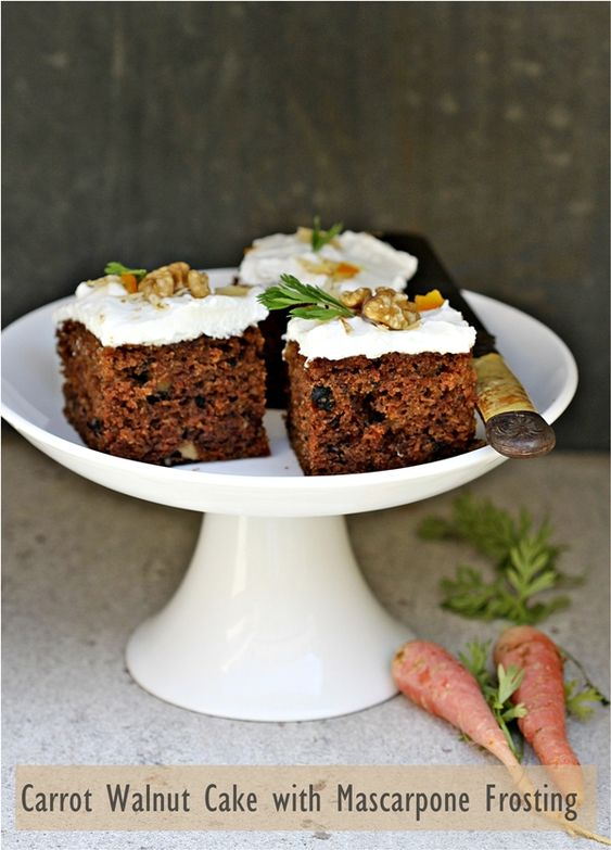 ... cakes and more carrots walnut cake frostings mascarpone carrot cakes