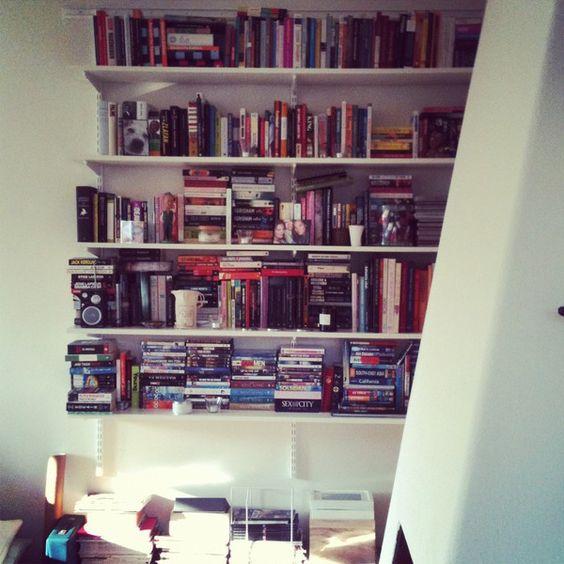 Bookshelfporn from my house.