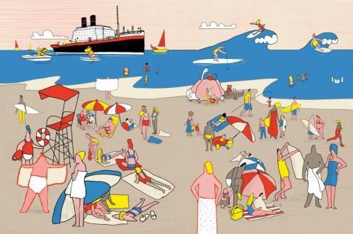 Sol Undurraga Illustratrice Espagnole Ilustraciones Dibujo De Sol David De Las Heras